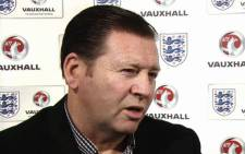 Former England winger Chris Waddle. Picture: Youtube