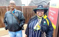 Abner Sibidli and Lindiwe Sibidli passed away within four days of each other. Picture: Supplied