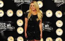 Britney Spears at the 2011 MTV Video Music Awards. Picture: AFP/Frederic J. Brown