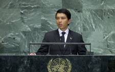 FILE: Andry Rajoelina. Picture: United Nations Photo.
