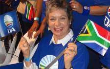 Democratic Alliance Member of Parliament Anchen Dreyer. Picture: Twitter.
