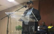 Former ANC Limpopo treasurer Daniel Msiza. Picture: @ANCLimpopo/Twitter