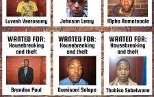 Seven awaiting trial prisoners escaped from the Lenasia magistrates court on Monday.