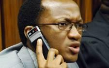 Mthunzi Mhaga, NPA Spokesperson. Picture: Taurai Maduna/Eyewitness News.