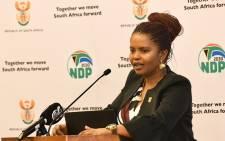 FILE: Presidency spokesperson Khusela Diko. Picture: @KhuselaS/Twitter.