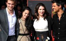 "The stars of ""Twilight"" gathered for the final time at the Comic-Con pop culture convention on Thursday, laughing and joking with fans as they reflected on a ""bittersweet"" end to the film franchise that catapulted them to fame."
