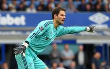 Chelsea goalkeeper Asmir Begovic. Picture: Facebook.