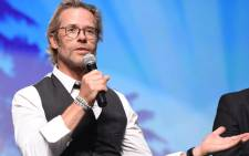 FILE: Actor Guy Pearce speaks during a panel after the North American Premiere of 'When We Rise' on 12 January 2017 in Palm Springs, California. Picture: AFP