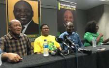 The ANC hosted a briefing in Durban to give an update on the state of readiness ahead of the annual 8 January statement which will take place at the Moses Mabhida stadium. The 107th anniversary will be held on 12 January 2019. Picture: Ziyanda Ngcobo/EWN