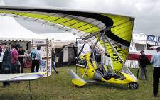 FILE PICTURE: A microlight aircraft. Picture: Wikipedia