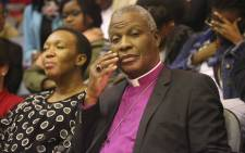 South African Anglican Archbishop of Cape Town, Thabo Makgoba. Picture: Cindy Archillies/EWN