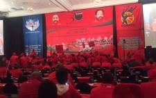 Nehawu is holding its elective conference at the Birchwood Hotel in Boksburg. Picture: Clement Manyathela/EWN