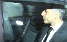 Shrien Dewani leaves the Western Cape High Court on 27 October 2014. Picture: Aletta Gardner/EWN.