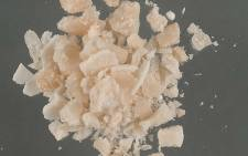FILE: Crack cocaine. Picture: Wikimedia Commons.
