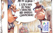 Licence To Lie...