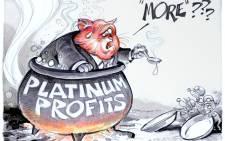 The Platinum Strike...