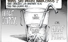 SA's water crisis