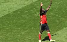 Belgium's Romelu Lukaku. Picture: Twitter @EURO2016.