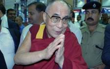 FILE: The Tibetan spiritual leader has attempted to visit the country on a few occasions but has not been able to obtain a visa. Picture: AFP.