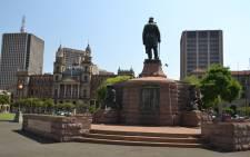 Paul Kruger statue, Church Square, Pretoria. Picture: Wikimedia Commons.