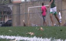 FILE: The Street Soccer World Cup kicked-off in Sao Paulo with players from across the world.
