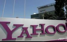 Yahoo Inc. Picture: AFP