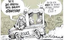 Arresting News...