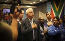 FILE: Western Cape Premier Alan Winde and his team. Picture: Cindy Archillies/EWN.