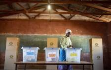 Voting day in Zimbabwe's harmonised elections of 30 July 2018. Picture: Thomas Holder/EWN.