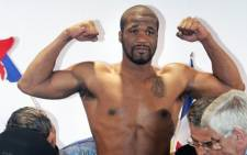 """Former cruiserweight boxing champion O'Neil """"Supernova"""" Bell. Picture: Facebook."""
