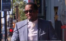 P Diddy who has been crowned as 'Forbes' Magazine's top paid entertainer for 2017. Picture: screengrab/CNN