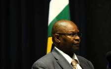 Deputy Minister in the Presidency Obed Bapela. Picture: EWN.