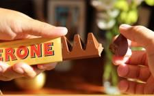 Toblerone chocolate. Picture:  @Toblerone