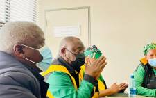 ANC President Cyril Ramaphosa is in the Free State for an ANC political rally. Picture: @MYANC/ Twitter.