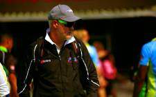 SA men's hockey coach Garreth Ewing