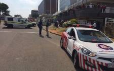 The motive for the attack is unknown. Picture: @ER24EMS.