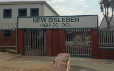 A 17-year-old was stabbed to death at New Eisleben High School. Picture: Shamiela Fisher/EWN.