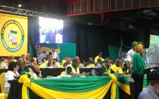 FILE: The ANC plenary to announce nominations has begun at Nasrec on 17 December 2017. Picture: Clement Manyathela/EWN