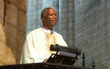 Anglican Archbishop Thabo Makgoba. Picture: @AnglicanMediaSA/Twitter