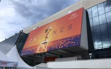 FILE: Cannes Film Festival board. Picture: @cannes/Twitter.