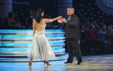 Comedian Jason Goliath is grooving his way to sexy on Strictly Come Dancing. Picture: Louise McAuliffe/EWN