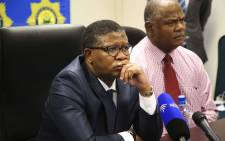 FILE: Minister of Police Fikile Mbalula. Picture: Cindy Archillies/EWN