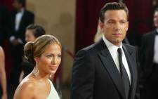 FILE: Ben Affleck and Jennifer Lopez attend the 75th Annual Academy Awards at the Kodak Theater on 23 March 2003 in Hollywood, California. Picture: Kevin Winter/Getty Images via AFP