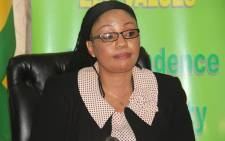 Zimbabwe Electoral Commission chairperson Priscilla Chigumba. Picture: @ZECzim/Twitter