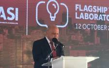 Former Finance Minister Pravin Gordhan at the annual Flagship Thought Laboratory in Alexandra on 12 October 2017. Picture: Clement Manyathela/EWN