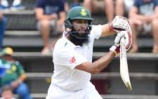 Proteas batsman, Hashim Amla. Picture: CSA.