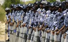 FILE: Sudan police. Picture: AFP