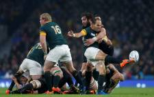 The Springboks have been a powerhouse in world rugby because of their particular brand of rugby. Picture: Reuters