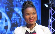 Eliminated Idols SA contestant Elvira Standili, 22, from Worcester, sings exclusively for EWN. (Tina Turner song 'We don't need another hero').Picture: Louise McAuliffe/EWN