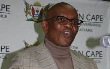 Eastern Cape Cooperative Governance MEC Xolile Nqatha. Picture: Facebook